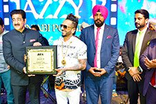 jazzy B at asian business school Noida [abs noida]