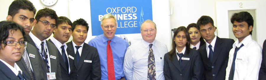 ABS Oxford business school visit