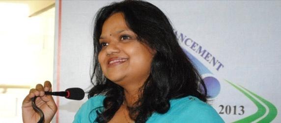 Ms. Kalpana Sinha