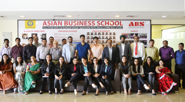 Mohit Marwah – Star of the movie FUGLY @ Asian Business School