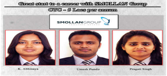 Marketing and Promotions – Great start to a career @ SMOLLAN Group
