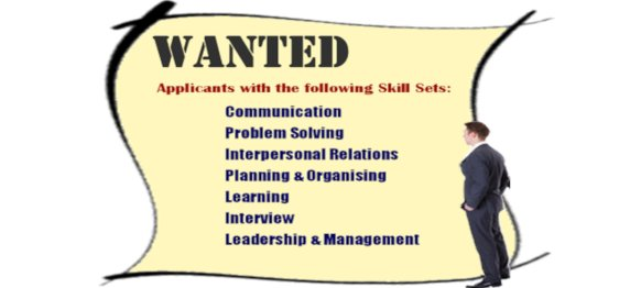 Top Skills an Employer Looks For