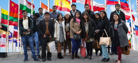 Diploma in International Business from Asian Business School