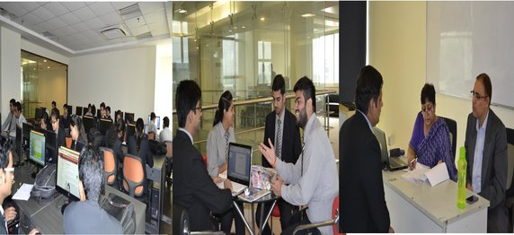 CRC activity @ Asian Business School