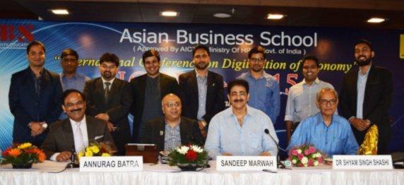 International Conference on Digitization of Economy