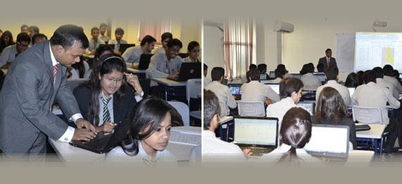 WORKSHOP ON EXCEL @ ASIAN BUSINESS SCHOOL, NOIDA
