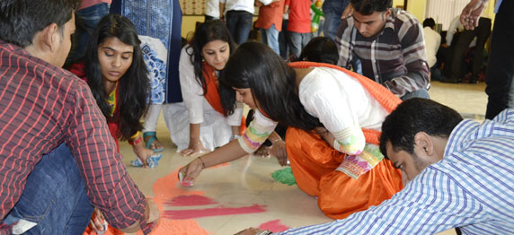 SATURDAY CLUB ACTIVITY- A CUTTING EDGE FOR STUDENTS OF ASIAN EDUCATION GROUP