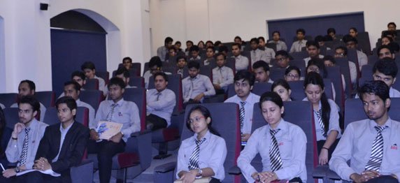 PRE PLACEMENT DRIVE AT ASIAN BUSINESS SCHOOL, NOIDA