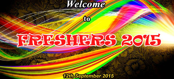 STAR STUDDED FRESHERS' PARTY ON SEPTEMBER 12,2015@ABS, NOIDA