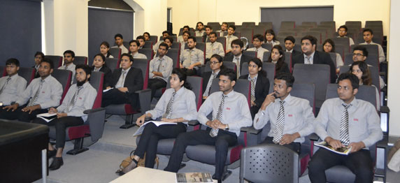"""ABS, NOIDA CONDUCTED WORKSHOP ON """"CORPORATE HR PRACTICES ON SEPTEMBER 09, 2015"""