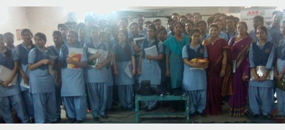 SERIES OF WORKSHOPS CONDUCTED BY ASIAN EDUCATION GROUP AS PART OF THEIR CORPORATE SOCIAL RESPONSIBILITY