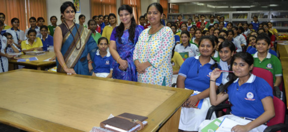 ASIAN EDUCATION GROUP CONDUCTED WORKSHOP FOR 12th STANDARD BOARD ASPIRANTS