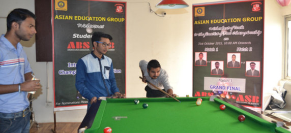 POOL CHAMPIONSHIP CULMINATED INTO AN EXCITING FINALE