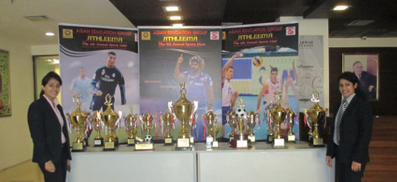 """""""ATHLEEMA"""" – THE 4TH ANNUAL SPORTS MEET ELECTRIFIES THE ASIAN EDUCATION GROUP"""
