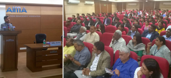 ASIANITES ATTENDED AIMA CONFERENCE ON OCTOBER 29, 2015