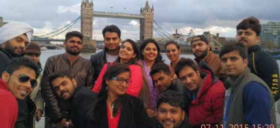 ASIANITES ENJOY SWEET SUCCESS IN OXFORD BUSINESS COLLEGE, ENGLAND