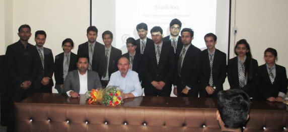VICE PRESIDENT, JAARVIS ACCELERATOR AT ASIAN BUSINESS SCHOOL, NOIDA