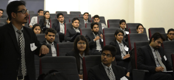 EMPLOYBILITY SKILL ENHANCEMENT WORKSHOP CONDUCTED AT ASIAN BUSINESS SCHOOL, NOIDA