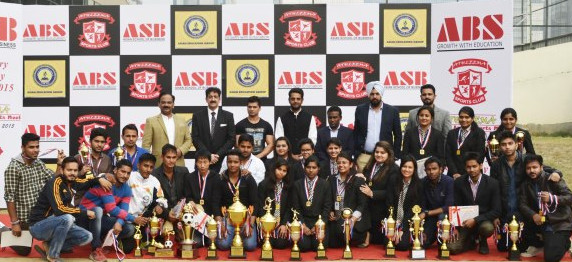 VALEDICTORY CEREMONY OF ATHLEEMA-4TH ANNUAL SPORTS MEET HELD WITH GRANDEUR, STYLE AND ELEGANCE AT ASIAN BUSINESS SCHOOL, NOIDA
