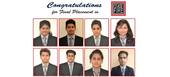 """ASIANITES SHINE IN THE """"CEASEFIRE INDUSTRIES LIMITED"""" CAMPUS PLACEMENT DRIVE"""