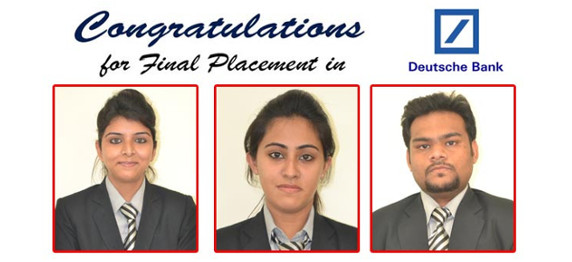 ASIANITES PROVE THEIR POTENTIAL IN DEUTSCHE BANK PLACEMENT DRIVE