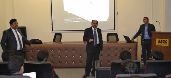ASIAN BUSINESS SCHOOL, NOIDA WELCOMES LT FOODS FOR CAMPUS PLACEMENT DRIVE