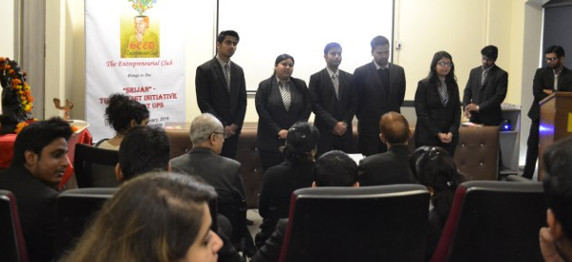 """""""SEED""""-SATURDAY CLUB ACTIVITY IN ASIAN BUSINESS SCHOOL, NOIDA"""