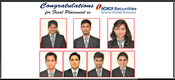 ASIANITES DAZZLE AT THE ICICI SECURITIES PLACEMENT DRIVE