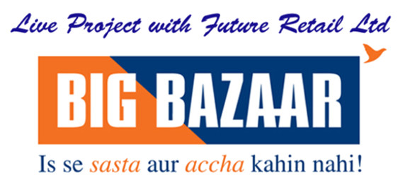 ASIANITES FOR LIVE PROJECT WITH FUTURE RETAIL LTD (BIG BAAZAR)