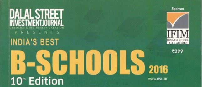 ASIAN BUSINESS SCHOOL @DALAL STREET INVESTMENT JOURNAL