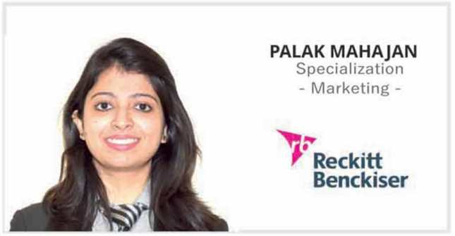 ASIANITE SHARES EXPERIENCE AS INTERN@RECKITT BENCKISER