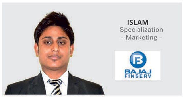 ASIANITE SHARES HIS EXPERIENCE AS INTERN WITH BAJAJ FINANCE LIMITED