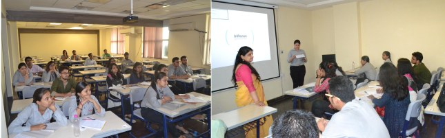 SKILL DEVELOPMENT WORKSHOPS ON COMMUNICATION TECHNIQUES AND EFFECTIVE PARAGRAPH WRITING@ABS