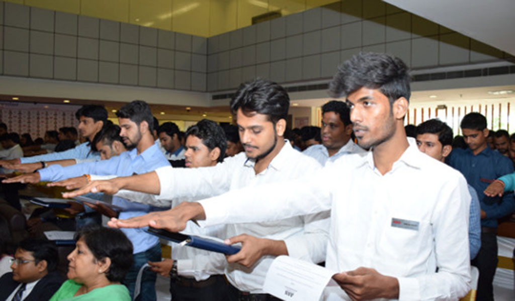 Oath Taking Ceremony @ABS