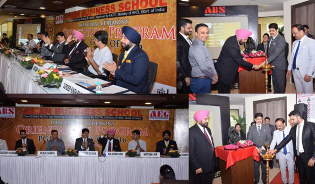 EXQUISITE START OF ORIENTATION PROGRAM – 2016 @ ABS