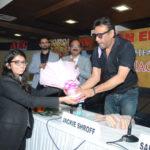 Super Star Jackie Shroff @AEG