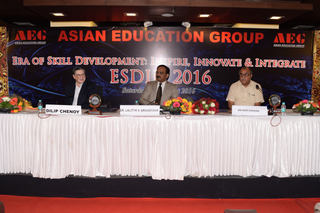 National Seminar On Era Of Skill Development Inspire, Innovate And Integrate @ AEG