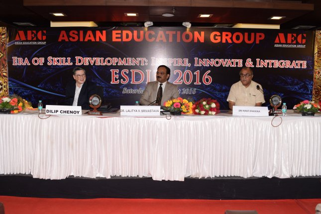National Seminar On Era Of Skill Development Inspire, Innovate And Integrate @ AEG