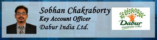 Asianite Recognised And Appreciated @Dabur India Ltd