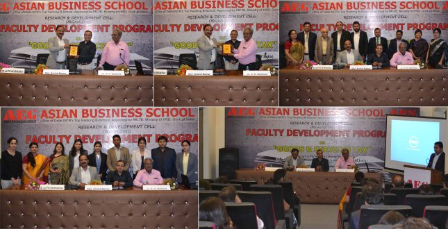 Faculty Development Program@Asian Education Group