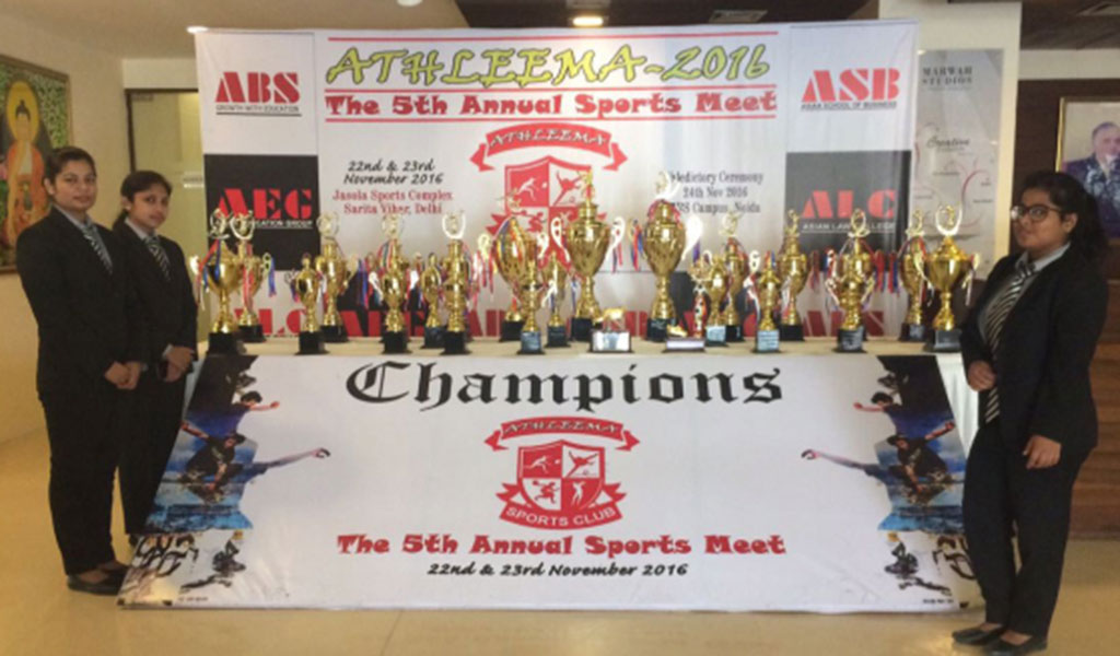 ATHLEEMA @ASIAN EDUCATION GROUP
