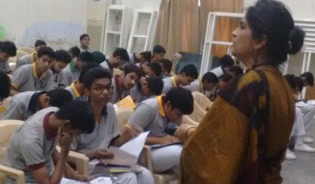 CSR Initiative @ Delhi Public School, NTPC, Greater Noida