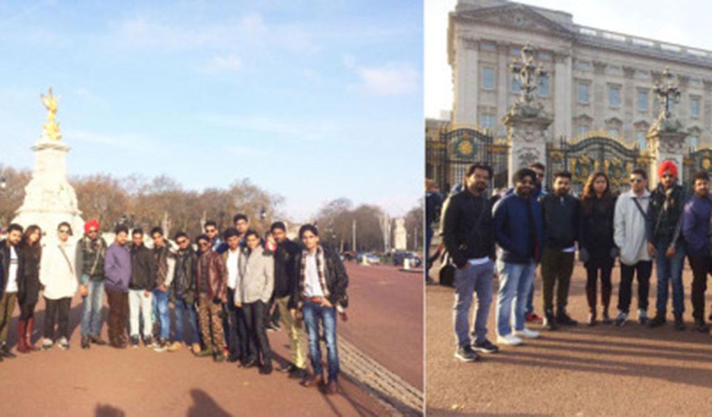 Asianites Enjoy London Sojourn