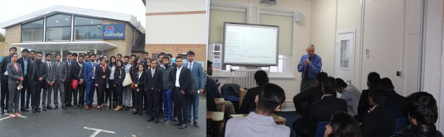 Asianites @ Oxford Business College