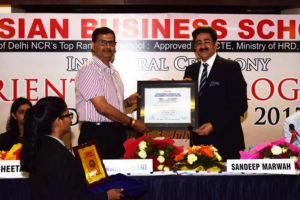 Mr. Ashwani Lohani-Chairman & Managing Director