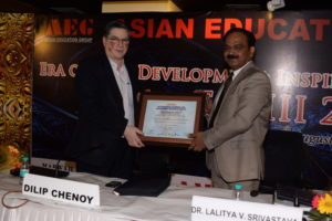 Dilip Chenoy, Former Managing Director & CEO, National Skill Development Corporation (NSDC)