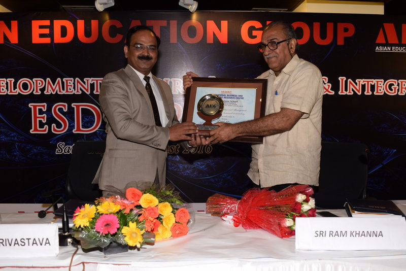 Dr V P Singh, Executive Director & Chief Pupil, Devyani International Ltd. (RJ Corp.)