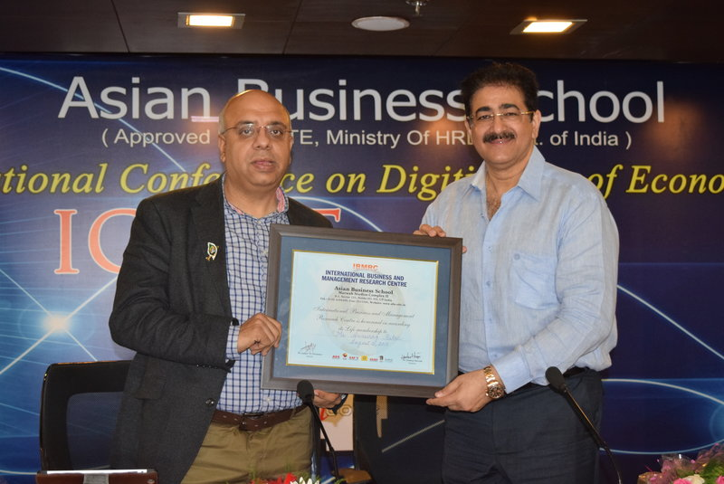 Mr. Annurag Batra, Chairman & Editor-in-Chief, BW Businessworld