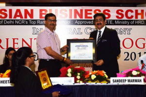 Mr. Ashwani Lohani-Chairman & Managing Director