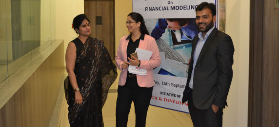 MDP On Financial Modeling @ABS on 16th September 2017